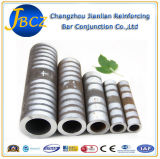 Lenton Rebar Swaging estándar de extrusión en frío de los acopladores de hormigón mecánica