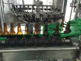 bouteille à bière complètement automatique de la bouteille 6000bph en verre et équipement de conditionnement