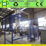 폐기물 플라스틱 재생 기계 PE PP LDPE 쇼핑 백 재생 공장