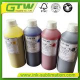 Tinta doméstica de la sublimación de cuatro colores para la impresora de inyección de tinta del Ancho-Formato
