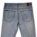 Sommer-Form-Licht-Denim-kurze Hose der Männer (5650)
