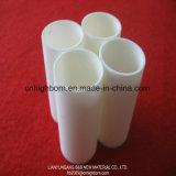 Crogiolo di ceramica della magnesia refrattaria di alta qualità per metallo di fusione