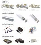 CER RoHS SMD335 120LED/m 9.6W/M Streifen-Licht der seitlichen Betrachtungs-12V Cuttable LED