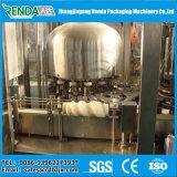 음료 생산 라인은 알루미늄 맥주 충전물 기계를 통조림으로 만든다