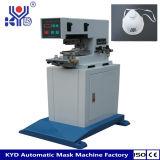Новые популярные полуавтоматическая одноразовые маски блока печатной машины