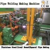 Naadloos Roestvrij staal om de Vierkante Machine van het Lassen van de Pijp