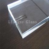 glace ultra claire en verre de 22mm/flotteur/glace claire pour la construction