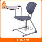 大学学生のためのパッドが付いているプラスチック学校の執筆椅子
