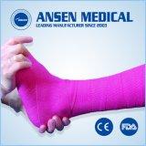 Fita de fundição ortopédicas de alta resistência para os braços e pernas