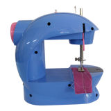 Мини-бытовых электрических швейных машин с аккумуляторной батареи (FHSM-202)