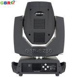 Gbr-B230 230W de Straal die van Sharpy 7r HoofdLicht bewegen