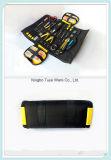 黒い厚化携帯用大きいボリュームツールのパッケージの道具袋