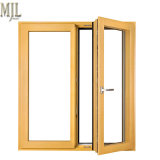 Rivestimento di alluminio impermeabile Casemrnt di legno Windows di alta qualità