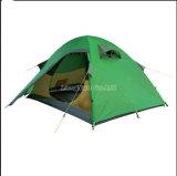 緑のテントをBackpacking卸し売り安いセーヌ河