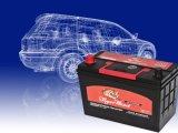 Bateria de carro livre da manutenção acidificada ao chumbo/auto bateria 12V 45ah (NS65MF)