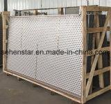 Efficacité énergétique de l'enregistrement et l'environnement de la plaque de protection de l'échange de chaleur oreiller