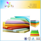 80GSM het Document die van de Origami van het Document van de kleur Document vouwen