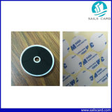 30mm kundenspezifische Patrouillen-Marke des Zahl-Drucken-RFID für Sicherheitsbeamten