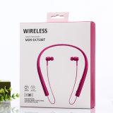 Iphonesの人間の特徴をもつ携帯電話のための無線Bluetooth V4.0のNeckbandのヘッドセット