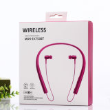 Drahtloser Bluetooth V4.0 Neckband-Kopfhörer für Iphones Android-Handys
