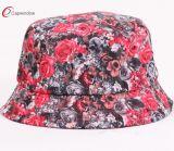 Новый изготовленный на заказ цветастый шлем ведра шлема Fisher хлопка