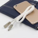 Cavo piano del favo del cavo del USB della lega di alluminio micro per tipo C