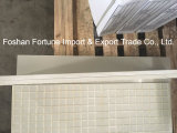Керамический строительный материал растворимых солей белого цвета слоновой кости фарфора этаже плитка 600X600мм 800х800мм