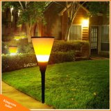 [وينغلسّ] شكل [لد] شمعيّة مشعل لهب ضوء مسيكة حديقة ساحة 96 [لدس] يرفرف مصباح