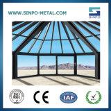 Profilo di alluminio personalizzato per la stanza di luce solare