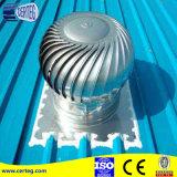 Ventilator van de Ventilatie van het Dak van de Kap van de Schoorsteen van de Aandrijving van de wind de Roterende