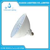 luz de la piscina de 24W 12volt PAR56 E27 LED con teledirigido + control del interruptor