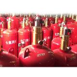 Sistema automático de la lucha contra el fuego de la cabina FM200/Hfc227ea de la red del Ninguno-Tubo