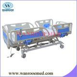 Letto di ospedale elettrico di funzioni ICU della strumentazione cinque dell'ospedale di Bae505A