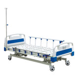 Cama médica eléctrico de tres funciones