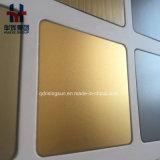 マットの内部の屋外の装飾のための反指紋のステンレス鋼カラーシート
