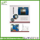 Комната краски брызга занавеса воды 3 или сухое оборудование для нанесения покрытия
