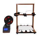 아BS와 PLA 필라멘트를 가진 기계 탁상용 3D 인쇄 기계를 인쇄하는 Creality E12 3D