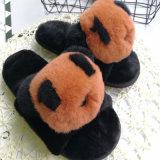 Pistoni caldi/4 di inverno dell'interno della pelliccia reale di generi della pelliccia