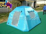 هواء قابل للنفخ يختم خيمة صغيرة لأنّ يخيّم