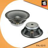 15 Zoll600w BerufsWoofer für Lautsprecher PAL-0215