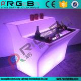 Plastikbeleuchtung-Möbel radioapparat RGB-LED