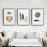Wohnzimmer-Wand-Dekor-Segeltuch-Farbanstrich-Kunst-Drucke für Hauptdekoration