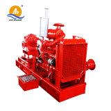 Pompe fendue d'irrigation de cas. Pompe à eau centrifuge