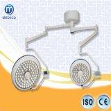 II LEDの病院装置の外科ライト、動作ランプ(正方形アーム、II LED 700/700)