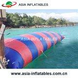 Qualitäts-Belüftung-Plane-aufblasbarer Spielzeug-Wasser-Spiel-Aqua-Klecks-Sprung, aufblasbarer Wasser-Katapult-Klecks