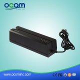 Msr605X USBのポートの磁気カードの読取装置およびWirtter ISO/Aamvaのフォーマット