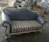 Royal canapé en cuir de style, de nouveaux meubles de salle de séjour (186)