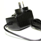 Interchangeables à chaud de 13,5 W de puissance l'adaptateur avec bouchon dans pour la commutation