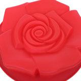 BPA освобождают лоток выпечки силикона Dishwashable сформированный цветком
