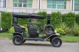 Eindeutiges 8 Passagier-Weinlese-Cer-anerkanntes elektrisches Auto
